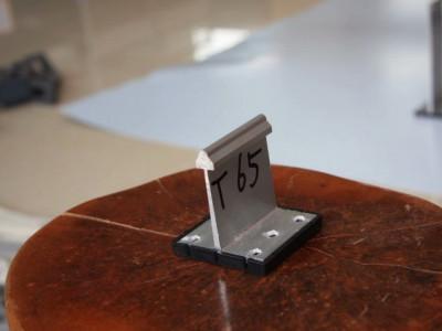 山东源头厂家现货 铝镁锰板支座带隔热垫    T型铝合金带隔热